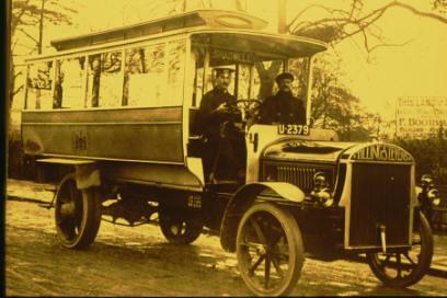 Leeds bus