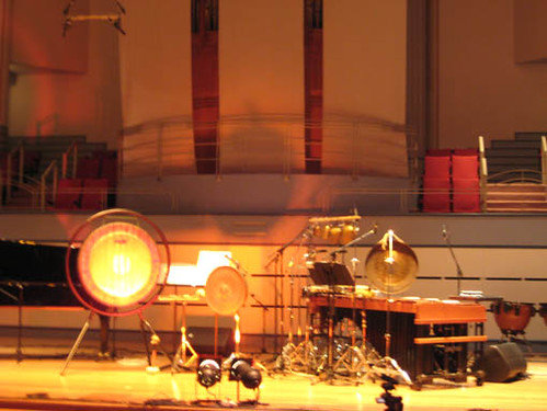 stockhausen set-up
