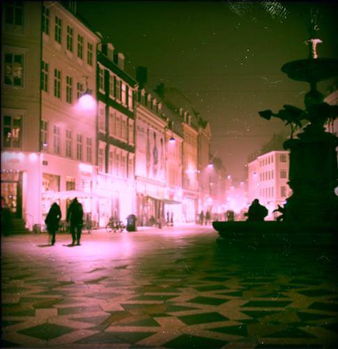 copenhagen evening
