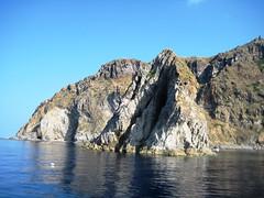 Panarea (Journaldebord) Tags: barca mare estate vela sicilia eolie panarea isole