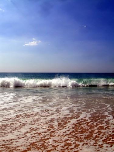 L'oceano e i colori di picasa