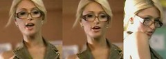 Paris Hilton wearing glasses! (GwG_Fan) Tags: glasses parishilton girlswithglasses girlswearingglasses gwgs parishiltonwearingglasses