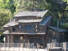 Tom Sawyer's Island/Pirate's Lair (Anna1227) Tags: california ca disneyland anaheim 2009 frontierland tomsawyersisland halloweentime