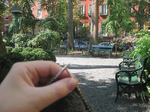 Gramercy Park Knitting