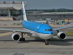 Airbus A330-200 (Boris Forero) Tags: dulles iad aircraft airbus klm avin a330 kiad airbus300 phaok borisforero