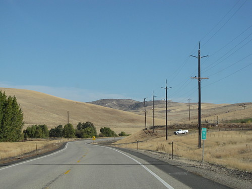 Drive to Hells Canyon