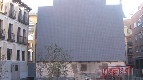 New urban screen, Medialab-Prado