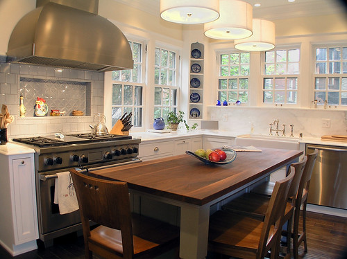 Flickriver Photoset Kitchen And Dining Room Remodel By Cream City - Tudor kitchen remodel