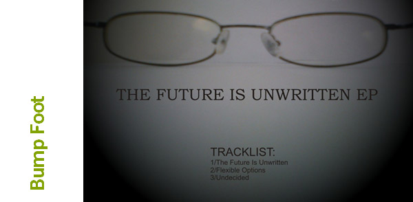The Future Is Unwritten EP / Krzho [bump121] (Image hosted at FlickR)