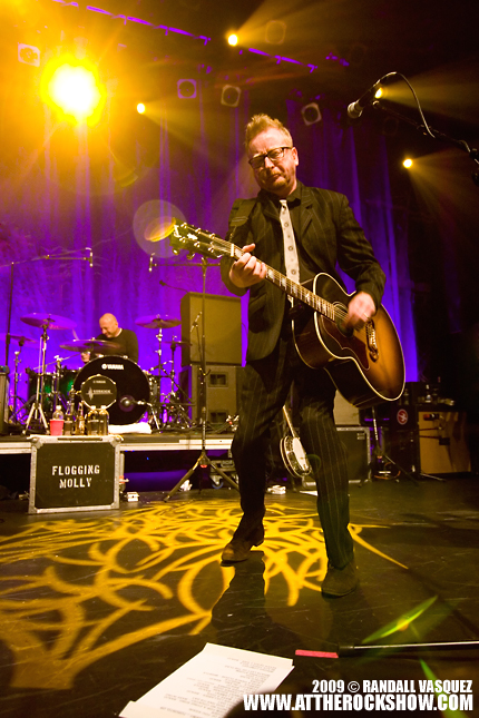 Flogging Molly @ Sound Academy