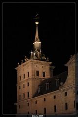 MONASTERIO DE SAN LORENZO DE EL ESCORIAL (MADRID) (((((((-charly-)))))) Tags: madrid canon atardecer panoramicas imagenes 2009 escorial sierradeguadarrama encantos 450d travelsofhomerodyssey