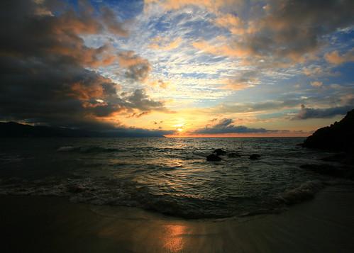 Sunset... pt. 1