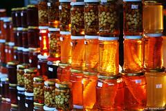 bulgarian honey with nuts (.:: Maya ::.) Tags: eye maya nuts bulgaria honey   mayaeyecom mayakarkalicheva  wwwmayaeyecom