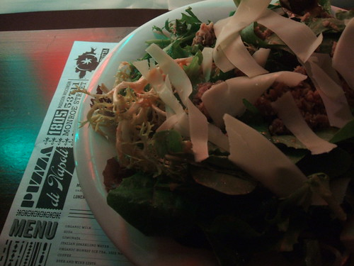 Vesuvio salad