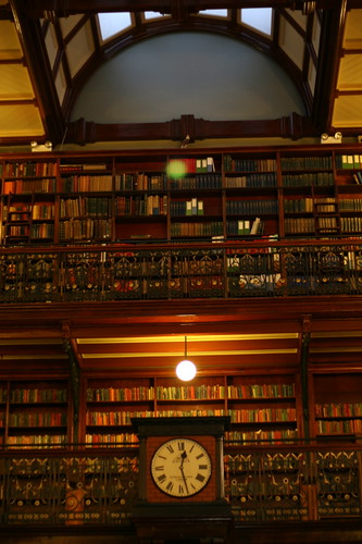 Mortlock Wing State Library Adelaide