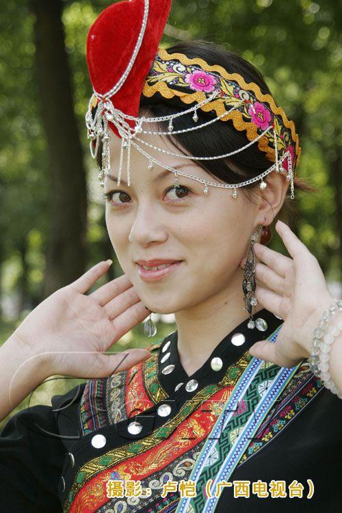 56个民族服饰+少数民族美女 - 深瞳 - 深瞳渊源,品味经典!!!