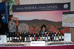Drink Ribera Table at Exhibit Hall (Drink Ribera. Drink Spain.) Tags: sante drinkribera santerestaurantawardsgala