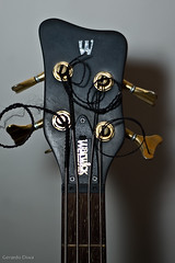 Warwick Corvette Bass Guitar (soundweavers) Tags: bass guitar bassguitar warwick electricbass bassguitars warwickcorvette