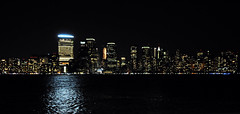 New York Skyline (sujsiv) Tags: nyc newyork skyline nikon newyorkskyline exchangeplace d300 1755mmf28