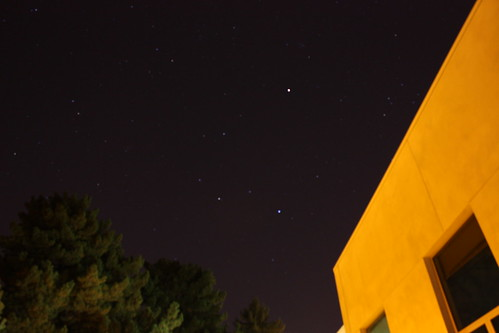 Mars from Chabot observatories