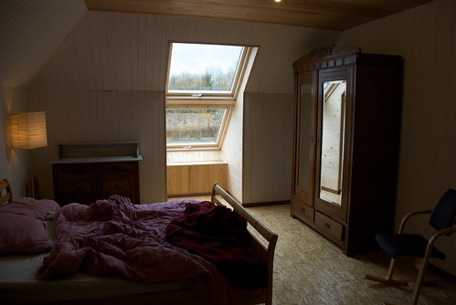 De nieuwe slaapkamer (by houbi)
