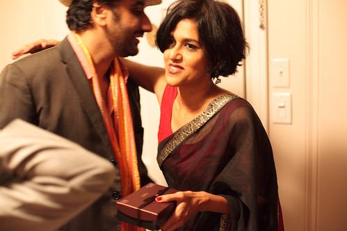 Harbeer Sandhu and Sehba Sarwar