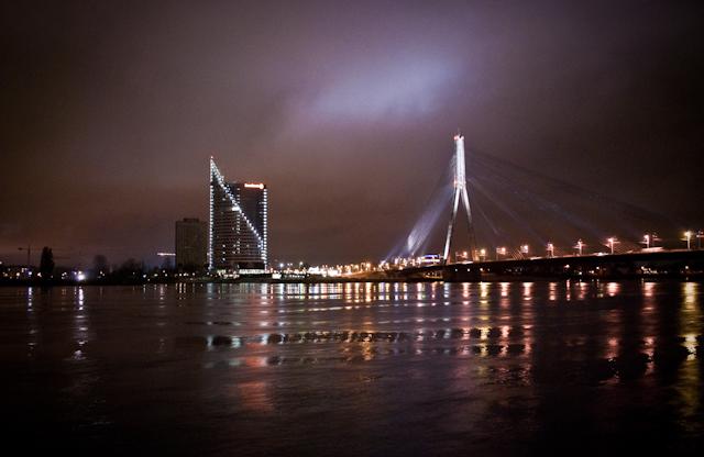 StaroRiga,Riga at Night,Latvia   DSC_4871