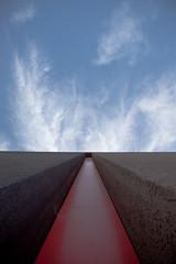 Death Star (timcornbill) Tags: sky architecture theatre perspective belgrade coventry