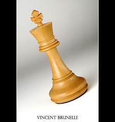 Roi (EOS_Vince) Tags: wood game eos king play cross vincent vince chess rey pawn roi echec brunelle eosvince