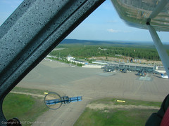 DB_20070705_2530 (ilg-ul) Tags: finland airplane rovaniemi aircraft transportation lappi airtransportation remos efroairport yr6161