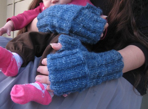 Cradle Convertible Mitts