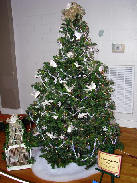 Trees of Christmas 12 - On The Wings of a Dove