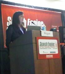 Denise Chudy at SES Chicago 2009