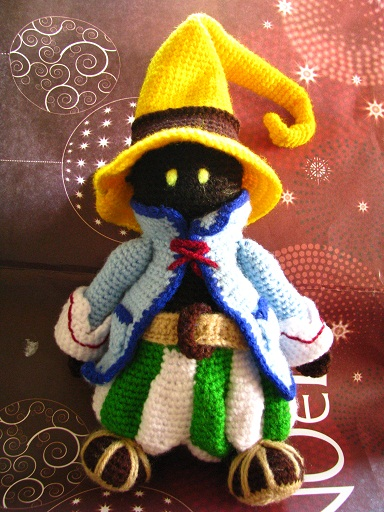 vivi from final fantasy