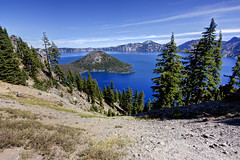 IMG_7261.jpg (matthewkaz) Tags: lake water oregon crater craterlake 2009 whataplace