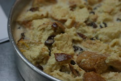 Bread Pudding - New School of Cooking