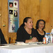 """Nancy Mercado, PhD"" ""Myrna Nieves, PhD."" and ""Jose Angel Figueroa"" at New York Book Fair"