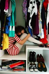 little closet animal (margrt unnur.) Tags: colors glitter closet fun shoes books marta weardrobe spripes