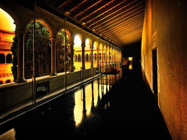 barcelona españa spain catalonia monastery catalunya monasterio cataluña vallesoccidental monestir santcugatdelvalles benquerencia reinante jlmieza reinanteelpintordefuego joseluismieza