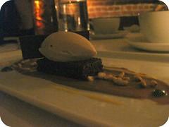 Quince - Chocolate Caramel Cremeaux