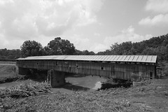Kentucky's longest covered bridge (SonyaJohnson) Tags: kentucky sigma1020mm canon50d ourkentucky