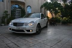 IMG_8405 (A.M.A's   ~) Tags: mercedes benz ama amg doha qatar 6010 eclass