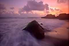 Sunset (Helminadia Ranford) Tags: sunset bali beach indonesia seseh