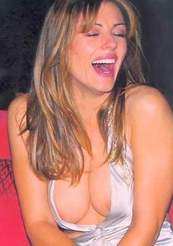 slip nipple Elizabeth hurley