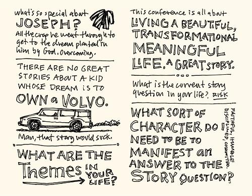 Storyline Conference 2011 Sketchnotes: 09-10