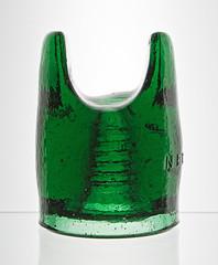 CD 267.5, N. E. G. M. CO., Emerald Green (monon738) Tags: glass electric boston powe