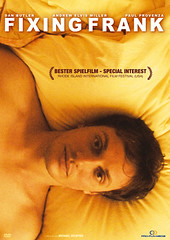 Fixing Frank DVD Artwork KDG.indd (QueerStars) Tags: coverfoto lgbt lgbtq lgbtfilmcover lgbtfilm lgbti profunmedia dvdcover cover deutschescover