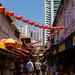 Le quartier chinois, côté commerces - Singapour