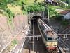 Ieri..... (Maurizio Zanella) Tags: italia trains genova railways galleria campoligure fs trenitalia ferrovia treni turchino e646085 r11398
