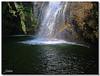 Where is the pot of gold? (G.hostbuster (Gigi)) Tags: waterfall drops rainbow spray arcobaleno ghostbuster gocce spruzzi bej vosplusbellesphotos gigi49 cascataferreradivarese